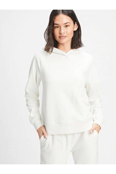 GAP Kapüşonlu Polar Sweatshirt