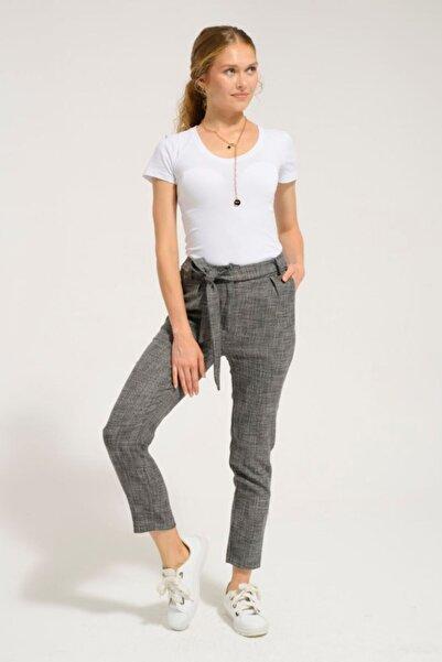 Batik Kadın Gri Pantolon