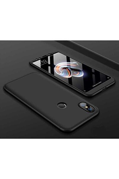 Xiaomi Mi A2 Lite Kılıf 360 Derece Tam Koruma 3 Parça Ays Model