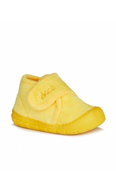 Vicco Color Unisex Bebe Sarı Panduf