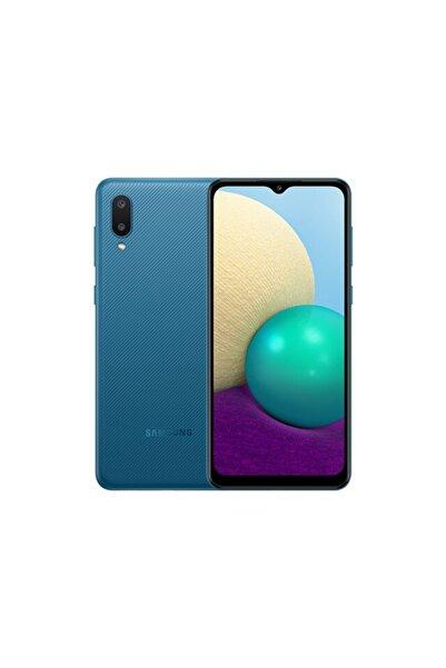 Samsung Galaxy A02 32GB Mavi Cep Telefonu (Samsung Türkiye Garantili)
