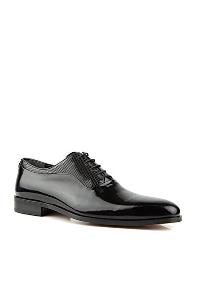 D'S Damat Siyah Klasik Ayakkabı-9HSS92008322-001
