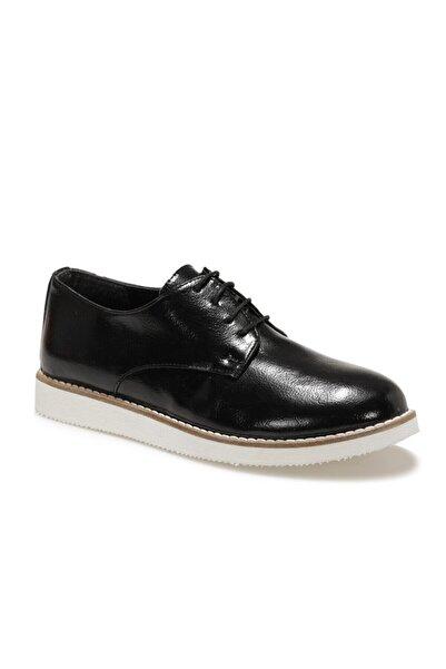 Miss F DS21012 1FX Siyah Kadın Oxford Ayakkabı 101014917