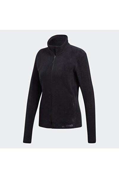 adidas Kadın Outdoot Sweatshirts Spor Siyah Cy2124 W Tivid