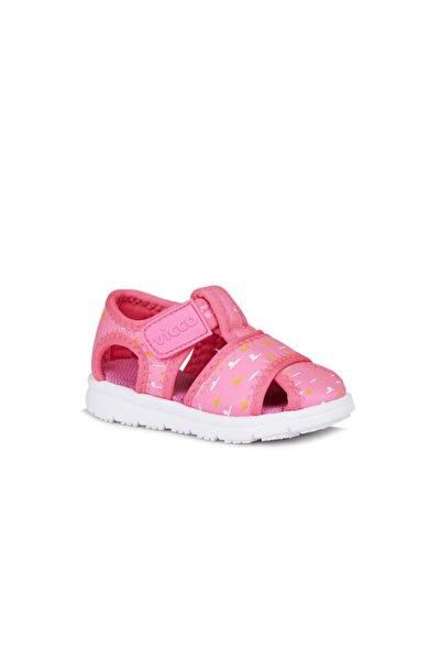 Vicco Bumba Kız Bebek Fuşya Sandalet