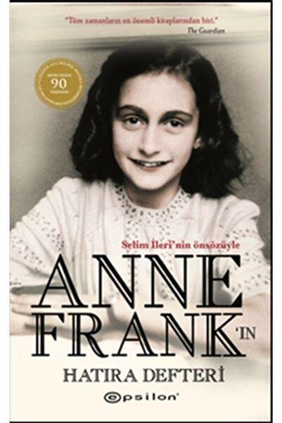 Epsilon Yayınları Anne Frank'ın Hatıra Defteri