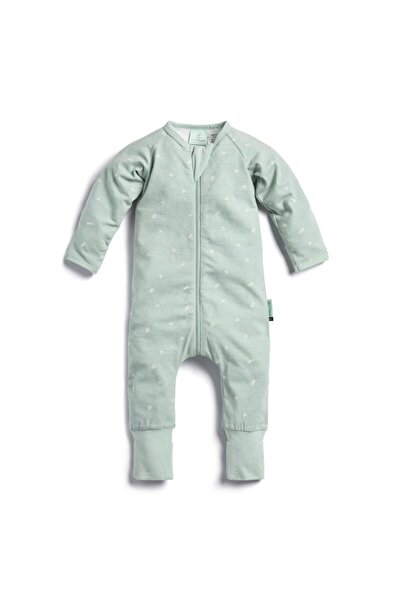 ergopouch Australia Çocuk Organik Patikli Pijama Tulum Sage 0.2 Tog