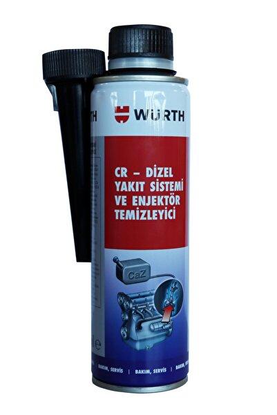 Würth Cr-dizel Yakıt Sistemi Ve Enjektör Temizleyici 5861011300