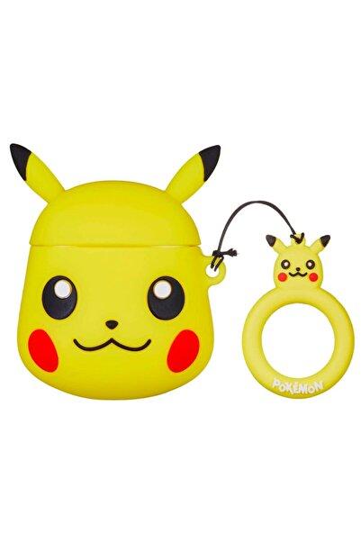 Microsonic Apple Airpods 1. Nesil / 2. Nesil Kılıf Pikachu