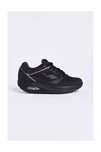 Lescon Kadın Siyah Sneaker Ayakkabı - 17NAU005121Z