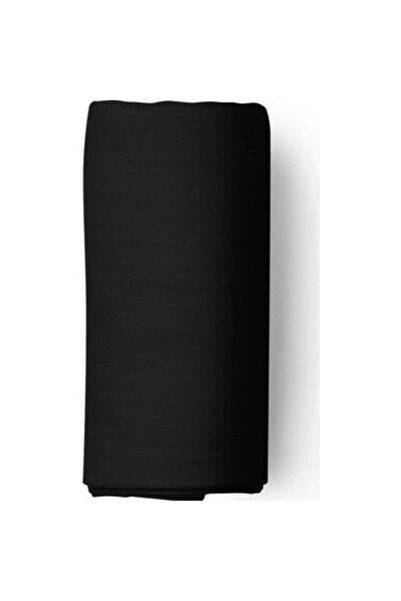MERTİM Süprem Penye Lastikli Bebek Çarşafı-siyah 60 X 120