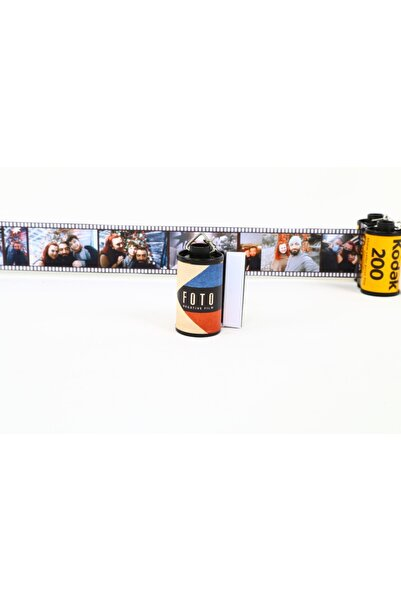 Kodak Foto Film Anahtarlık