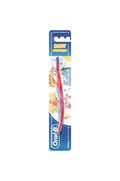 Oral-B Boze Baby Ekstra Yumuşak Diş Fırçası Winnie 0-2 Yaş