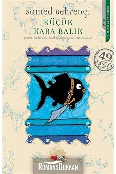 Can Çocuk Yayınları Küçük Kara Balık - Samed Behrengi -