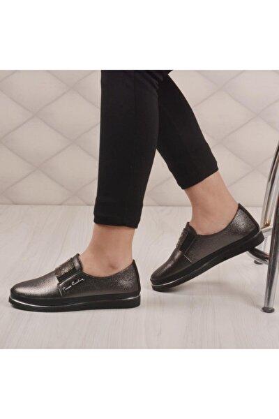 Pierre Cardin Kadın Platin Günlük Ayakkabı Pc-51225