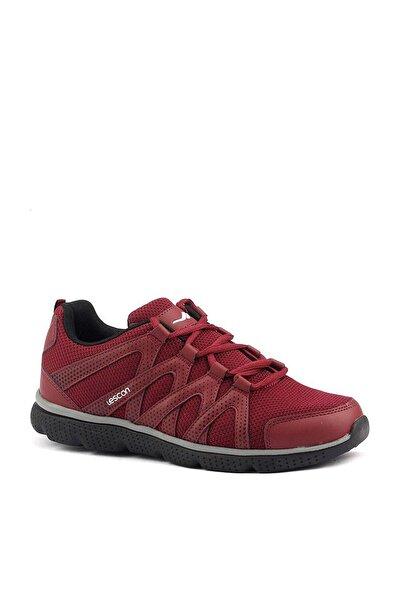 Lescon Bordo Erkek Spor Ayakkabı 17A01216