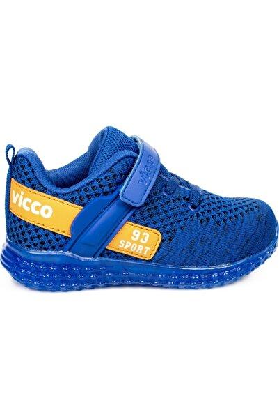 Vicco Alfa Erkek Çocuk Saks Mavi Spor Ayakkabı (313.p20y.104-05)