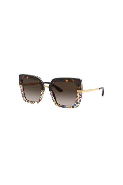 Dolce Gabbana 4373 327813 52-21 Güneş Gözlüğü