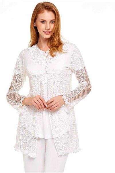 Marilyn Pijama Marilyn 30303 Kadın 3'lü Sabahlık Pijamatakım