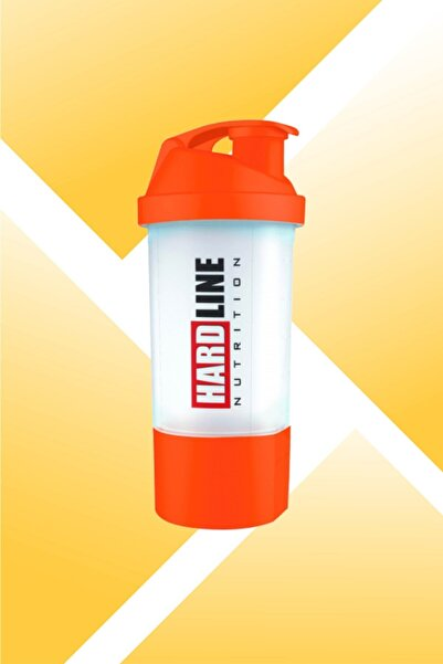 Hardline Nutrition Turuncu Shaker