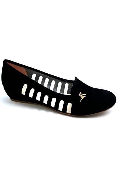 Alens Kadın Siyah Ayakkabı
