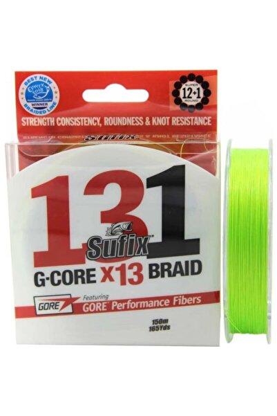 SUFIX 131 G-core X13 Neon Chartreuse Ip Olta Misinası 150mt