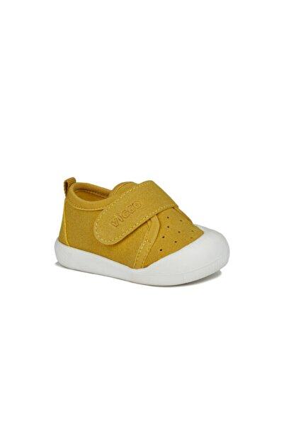 Vicco Anka Unisex Ilk Adım Sarı Günlük Ayakkabı (950.e19k.224-12)