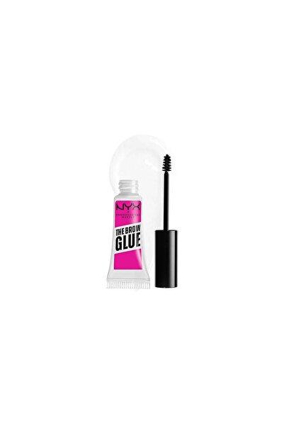 NYX Professional Makeup The Brow Glue Instant Brow Styler - Şeffaf Kaş Sabitleyici Maskara