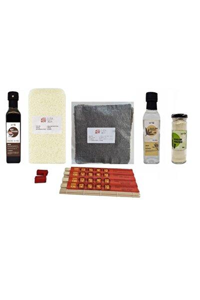 Elisa Gıda Başlangıç Sushi Set / Suşi Seti