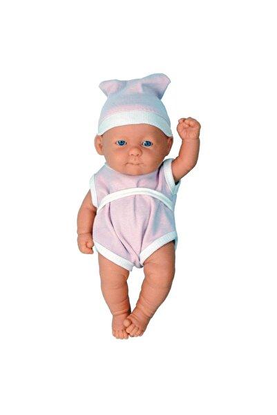 Hobtoys 26 cm Yeni Doğan Bebek Oyuncak Gerçek Et Bebek Pembe