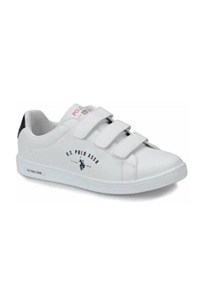 U.S. Polo Assn. Kadın Ayakkabı 8p Singer Beyaz/white 20s048psinger