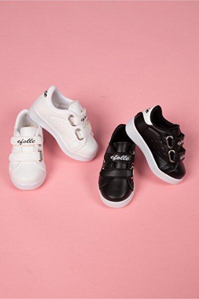 Efolle 2 Çift Unisex Çocuk Günlük Spor Ayakkabı