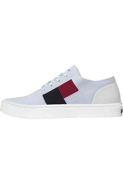 Tommy Hilfiger Lıghtweıght Knıt Flag Sneaker