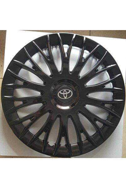 Avsaroto Toyota Corolla 14'' Inç Parlak Siyah 4lü Set Jant Kapağı