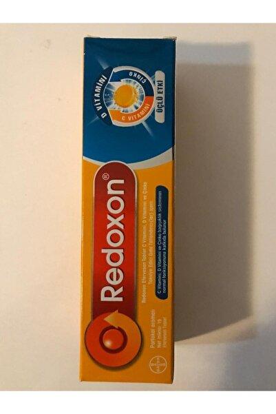 Redoxon Redoxon Efervesan Üçlü Etki 15 Tablet