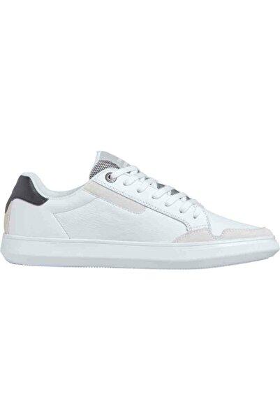 Tommy Hilfiger Th Erkek Essential Deri Cupsole Sneaker