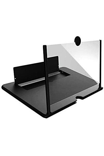 Kara ticaret Telefon Ekran Büyüteci Görüntü Büyütme Geniş Ekran Video Ekran Büyütücü 3d Büyüteç