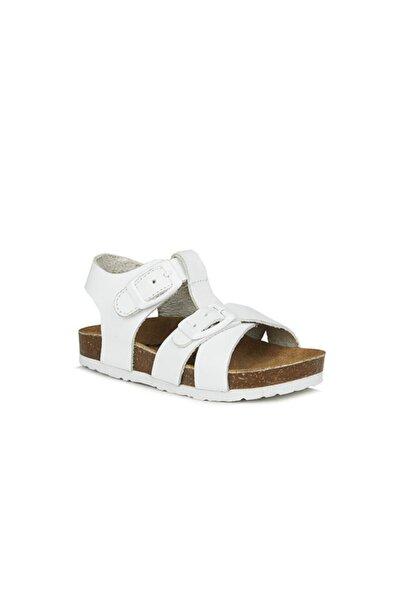 Vicco Sedna Unisex Çocuk Beyaz Sandalet