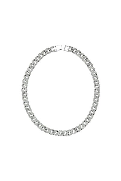 Luzdemia Jupiter Necklace White/10mm