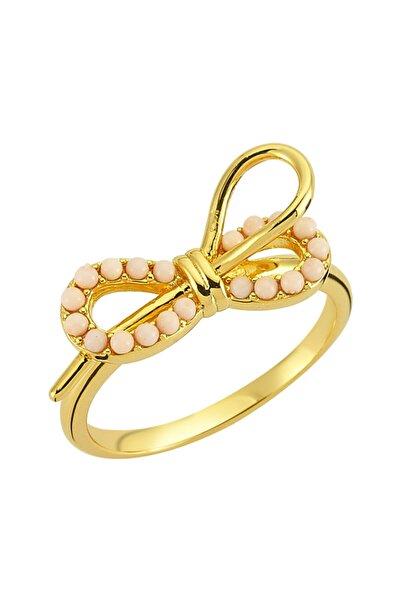 Luzdemia Pearl Ribbon Ring 925