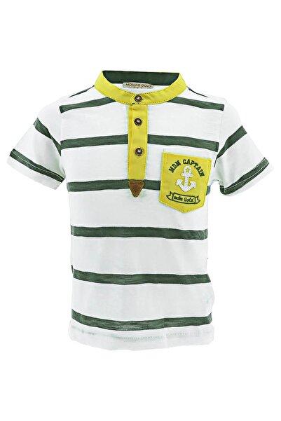 Midimod Erkek Çocuk Tişört Şort 2li Takım 2-6 Yaş 18556