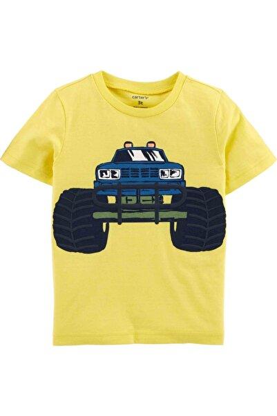 Carter's Küçük Erkek Çocuk Tshirt - Pw