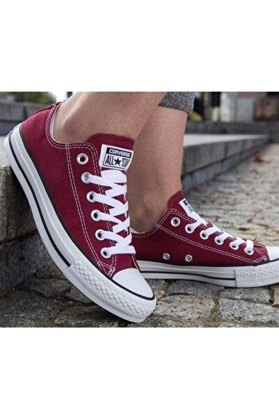 converse All Star Bordo Günlük Sneaker Ayakkabı M9691c V2