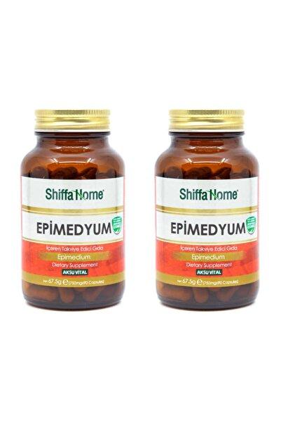 Shiffa Home Epimedium Kapsül X 2 Adet