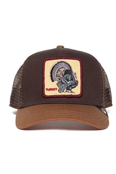 Goorin Bros Unisex Kahverengi Şapka