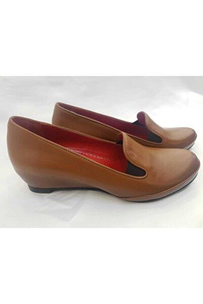 TOGO Kadın Kahverengi Ayakkabı