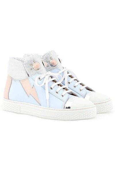 Nursace Hakiki Deri Sneaker Nsc17y-a55723
