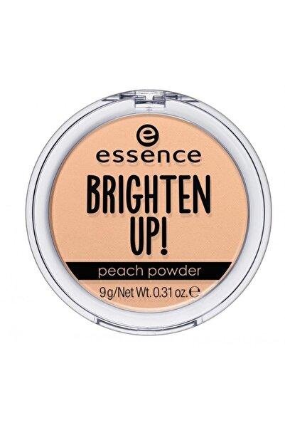Essence Brighten Up! Matlaştırıcı Etkili Pudra No 10