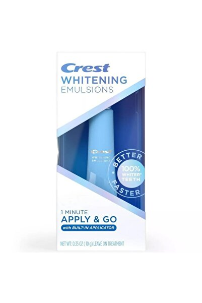 CREST Whitening Emulsions 10gr