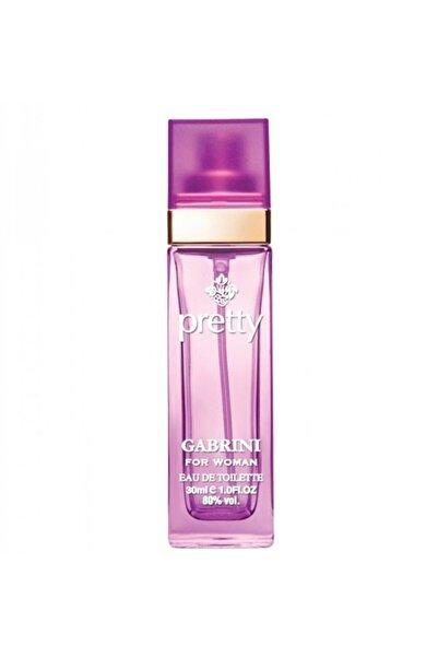 Gabrini Pretty Kadın Parfümü Edt 30 ml No:3 8696814064530